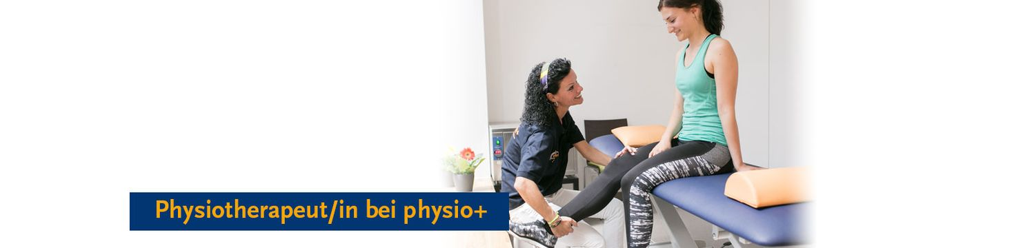 Physiotherapeutin gesucht